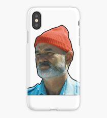 Bill Murray as Steve Sizzou  iPhone Case