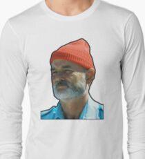 Bill Murray as Steve Sizzou  Long Sleeve T-Shirt