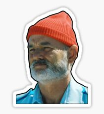 Bill Murray as Steve Sizzou  Sticker