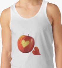 Camiseta de tirantes I Love Apples