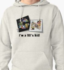 I'm a 90's kid Pullover Hoodie