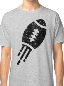American Football rocket Classic T-Shirt