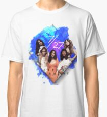Fifth Harmony 7/27 Blue Classic T-Shirt