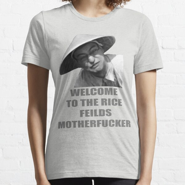 Welcome to the rice feilds - filthyfrank Essential T-Shirt