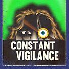 Constant Vigilance by Blair Campbell