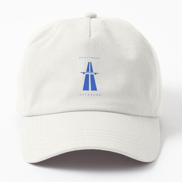 Kraftwerk Autobahn White Dad Hat