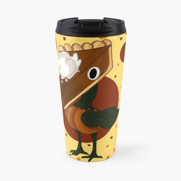 Pumpkin pie bird  Travel Mug
