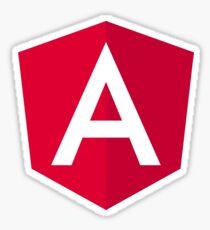 AngularJS logo Sticker