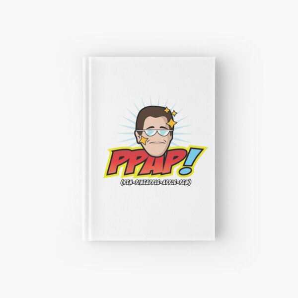 PPAP! Hardcover Journal