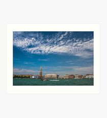 Venice, Italy (Special Edition Series) Art Print