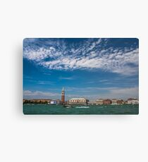 Venice, Italy (Special Edition Series) Canvas Print