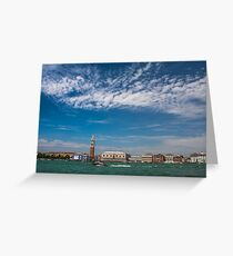 Venice, Italy (Special Edition Series) Greeting Card