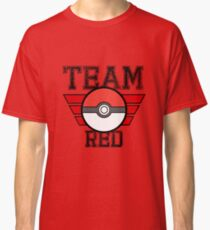 Team RED! Classic T-Shirt