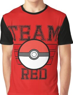 Team RED! Graphic T-Shirt