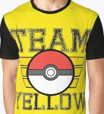 Team YELLOW! Graphic T-Shirt