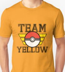 Team YELLOW! T-Shirt