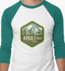 Hyrule National Park Men's Baseball ¾ T-Shirt