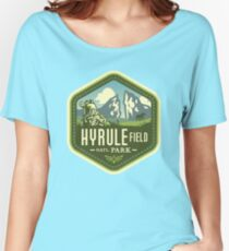 Hyrule National Park Women's Relaxed Fit T-Shirt