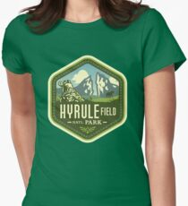 Hyrule National Park Women's Fitted T-Shirt