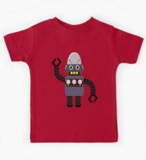 Funny robot Kids Tee