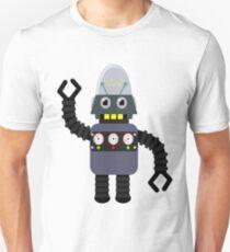 Funny robot Unisex T-Shirt