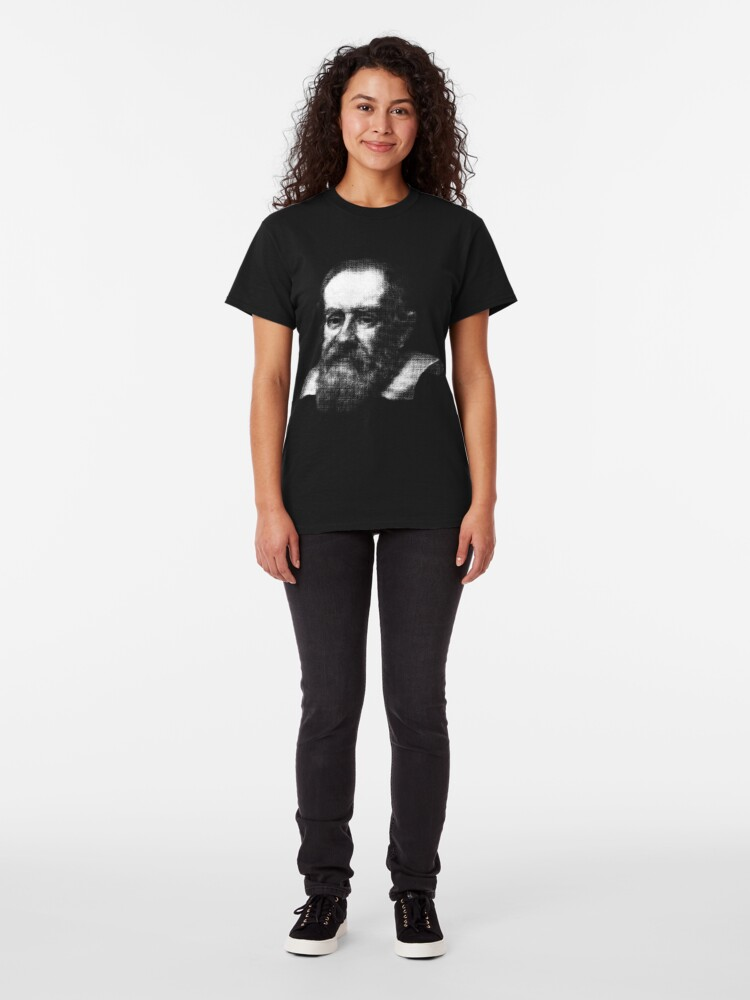 Alternate view of Galileo Galilei Classic T-Shirt