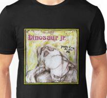 you're living all over me best vecktor dinosaur jr boncu Unisex T-Shirt