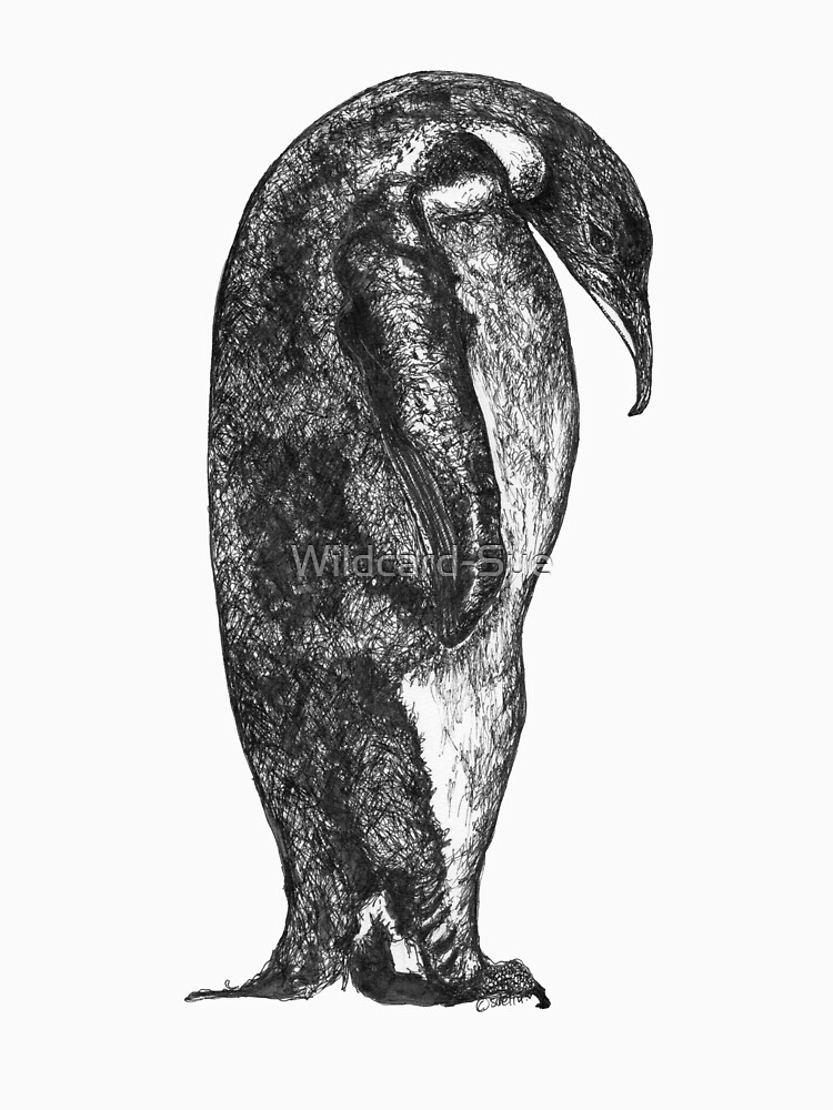 Peter the Penguin by Wildcard-Sue