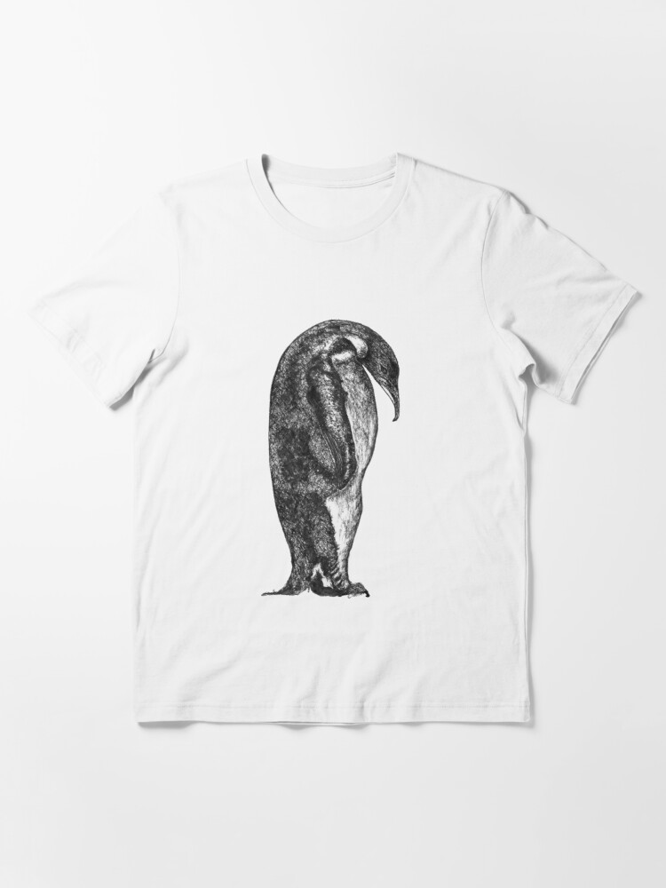 Alternate view of Peter the Penguin Essential T-Shirt