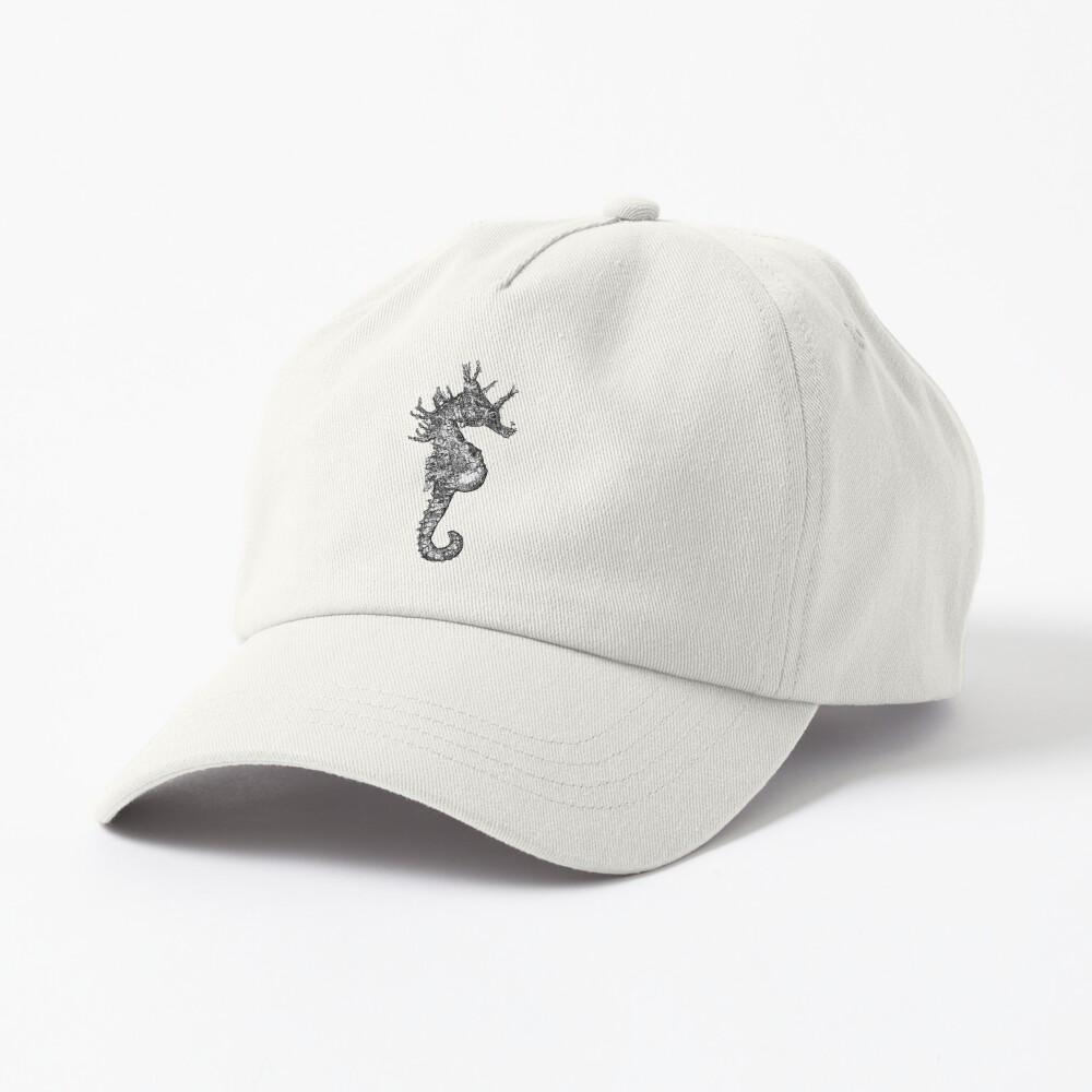 Dave the Seahorse  Cap