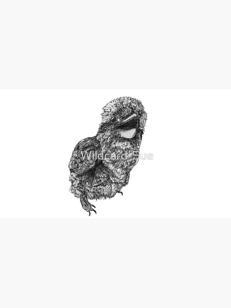 Nelson the Kookaburra by Wildcard-Sue