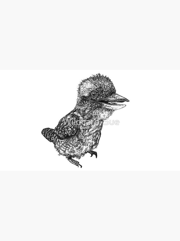 Mu Mu the Kookaburra by Wildcard-Sue