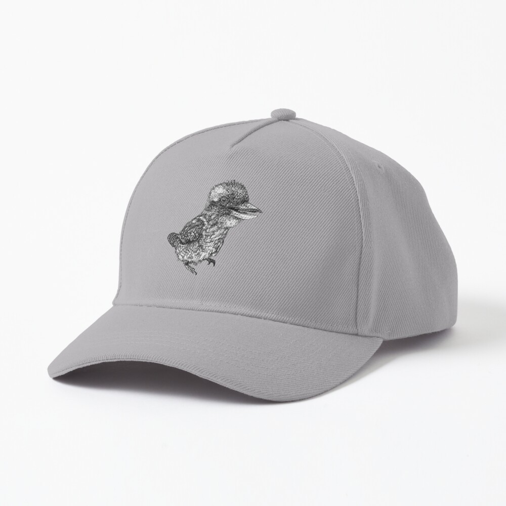 Mu Mu the Kookaburra Cap