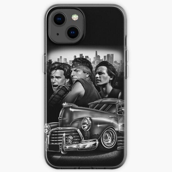 3 vatos locos iPhone Soft Case