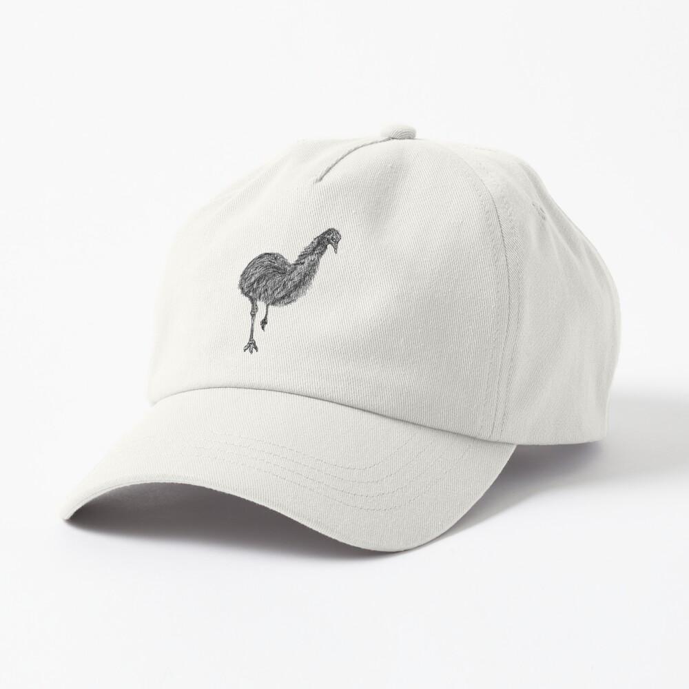 Shyly the Emu Cap