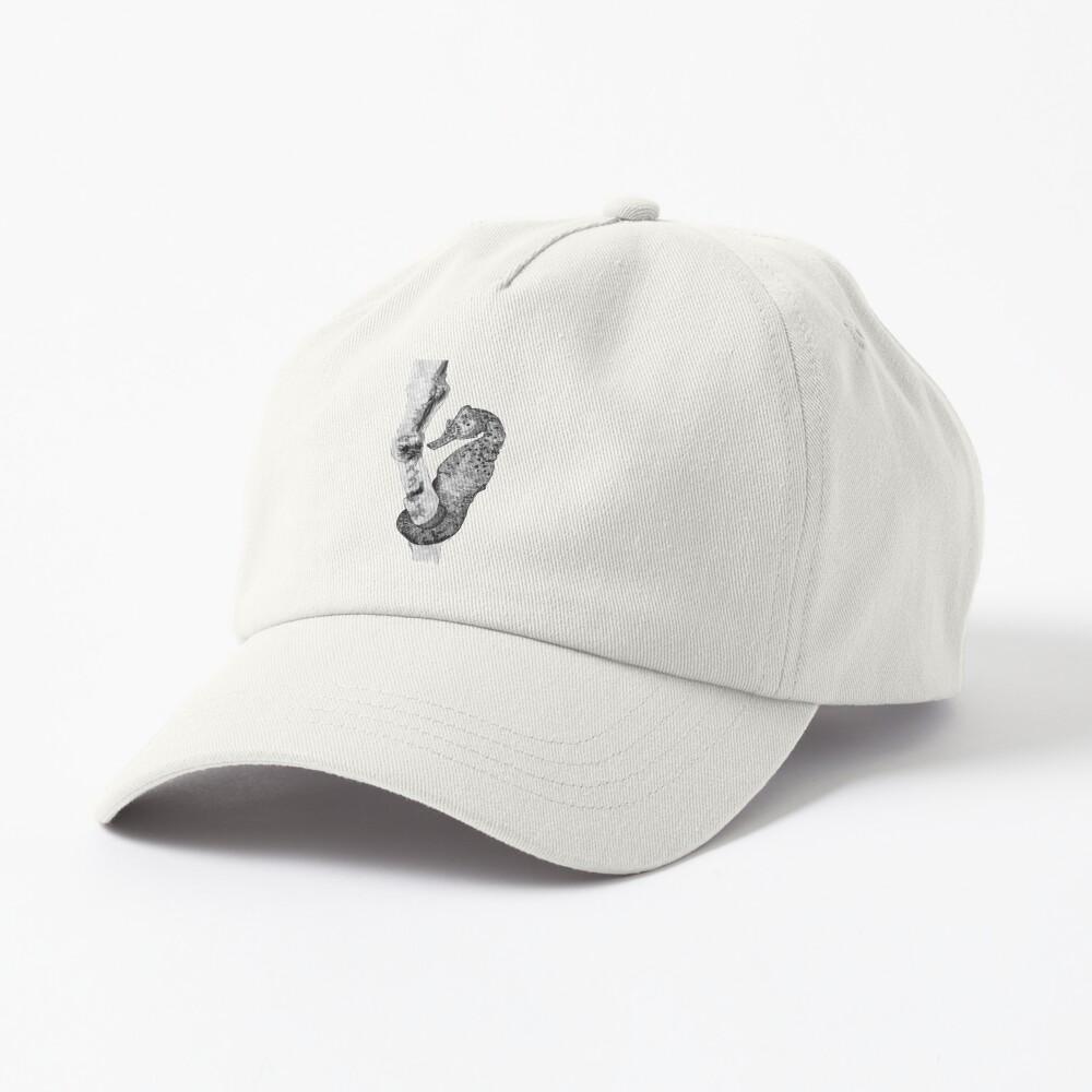 Sandra the Seahorse Cap