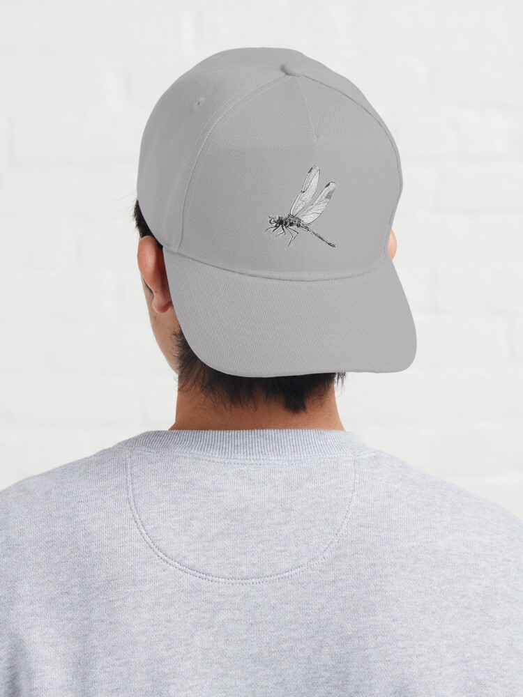 Alternate view of Hope the Dragonfly  Cap