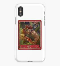 IN THE SEWERS iPhone Case