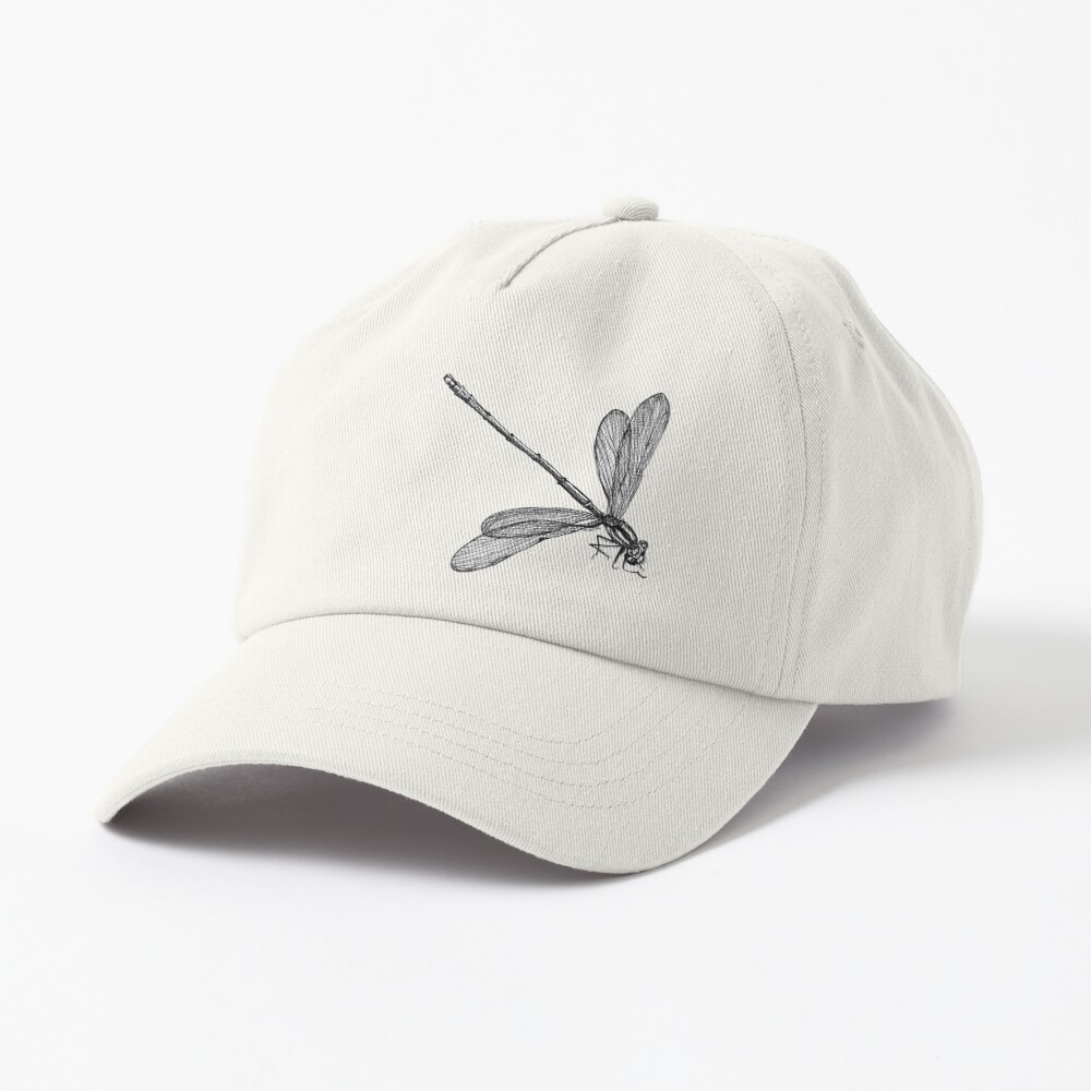 Eve the Dragonfly  Cap