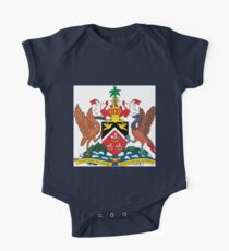 The Coat of Arms of Trinidad and Tobago  If you like, please purchase an item, thanks Kids Clothes