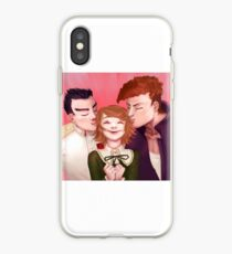 Nothing Bad Happened iPhone Case