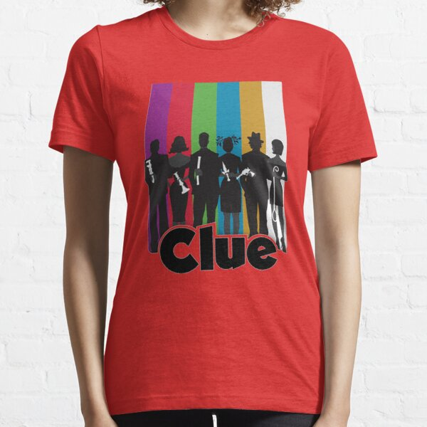 clue film Essential T-Shirt