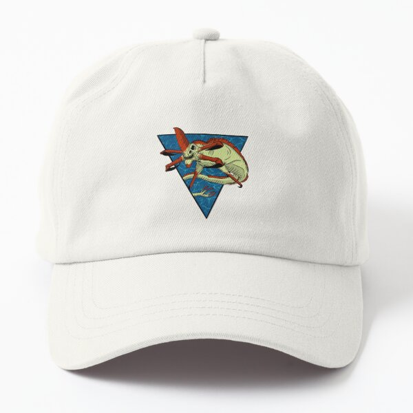 Subnautica Game - Reaper Leviathan Dad Hat