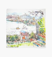 Sydney Harbour from Cockatoo Island Scarf