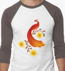 Folklore Firebird Men's Baseball ¾ T-Shirt