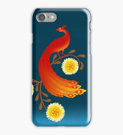 Folklore Firebird iPhone Case/Skin