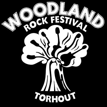 As Worn by Joan Jett T Shirt - Woodland Rock Festival by RatRock