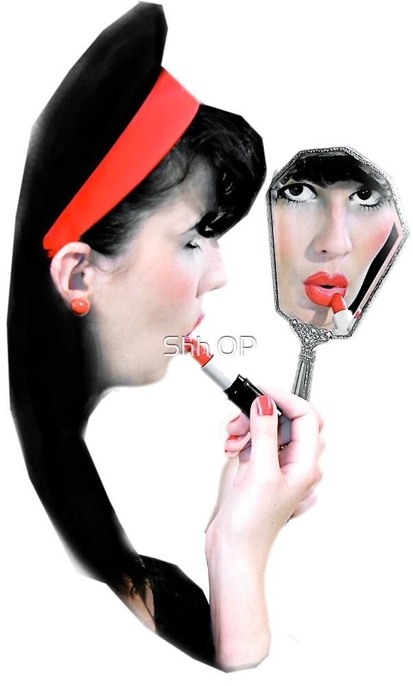 Mirror Mirror by shhevaun