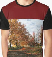 Fall Landacape  Graphic T-Shirt