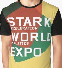Stark World Expo Graphic T-Shirt
